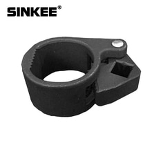 1/2 inch Inner Tie Rod Wrench 27-42mm Universal Steering Track Rod Removal Garage Tool SK1314