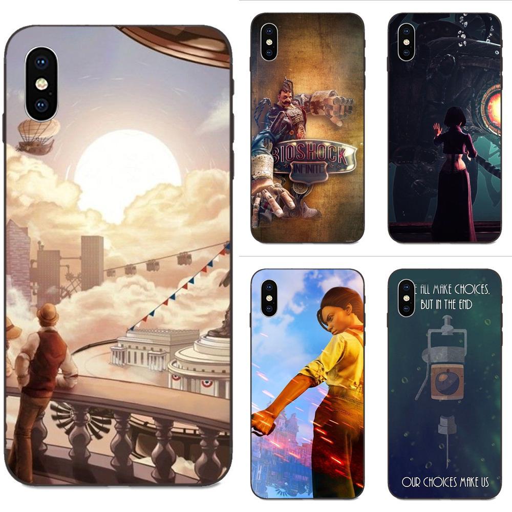 For Huawei Honor 5A 6A 6C 7A 7C 7X 8 8A 8C 8X 9 9X 10 10i 20 Lite Pro Soft Retail New Fashion Bioshock Infinite House Fitzroy