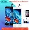 10 יח'\חבילה LCD עבור iPhone 6 6s 6P 6SP מסך תצוגת Digitizer עצרת החלפת מלא AAA + + + משלוח חינם