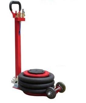 5Ton  Air bag lifting jack auto truck car sedan ballonet gasbag lifting stand rubber pneumatic impact jack