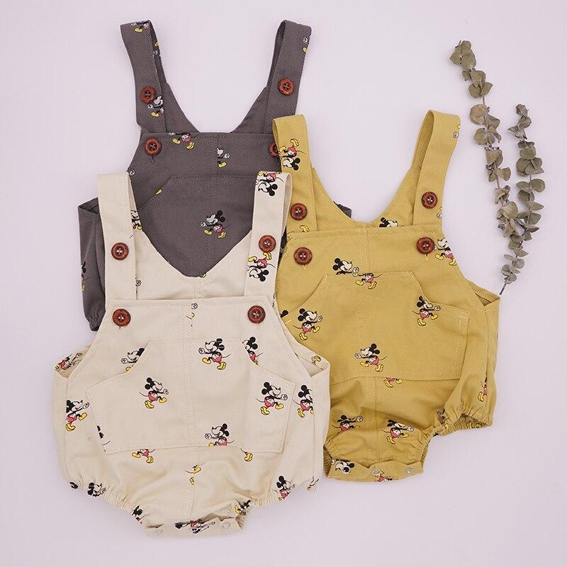 Pelele de Disney para Bebé y Niño, ropa para recién nacido, mono...