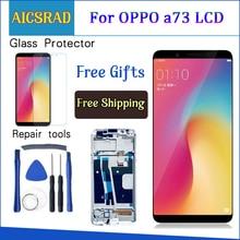 6.0 pour OPPO A73 A73T/F5 jeunesse écran LCD + tactile numériseur écran assemblée pièces de rechange