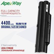 11.1V batterie dordinateur portable Pour Fujitsu LifeBook A530 A531 AH530 AH531 LH520 LH522 LH530 LH701 FPCBP250 FPCBP250AP FMVNBP186 FMVNBP189