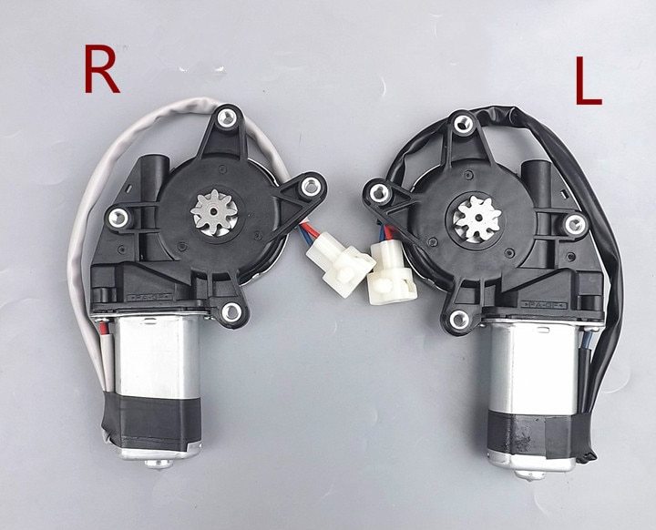 fast shipping starting motor qd1332d 12v 12 teeth diesel engine zs1110 s1110 a suit for changchai changfa and chinese brand AZGIANT Universal 4 Hole 8 Teeth Car Window Engine DC Motor Electric Glass Lifter Motor DC 12v/24v Auto Parts