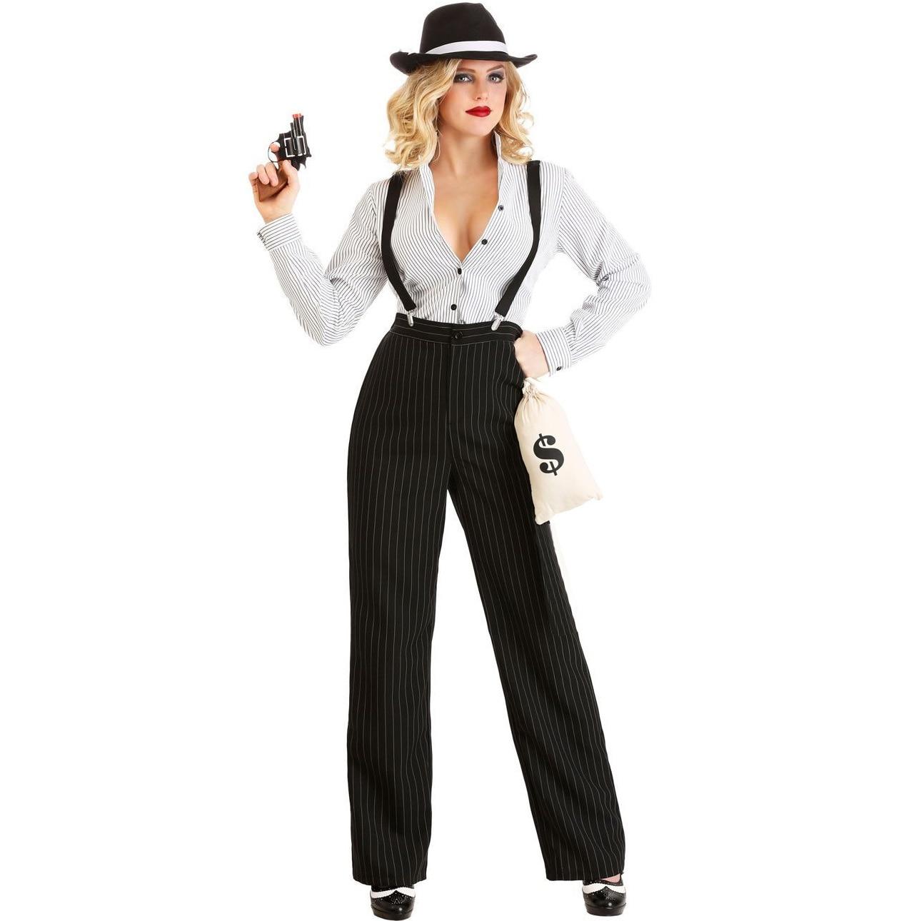 Trajes de palco de dança role play feminino cowboy ol cinta terno compõem festa permance traje feminino traje de halloween roupas esportivas