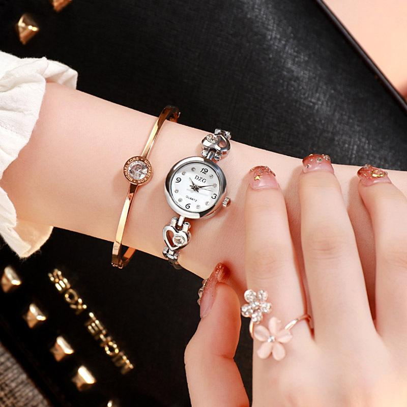 cheap yellow gold plated ladies watch luxury fashion brand stainless steel diamand wrist watch bracelet gifts for women watch Luxury Brand 2020 Gold Watches Women Stainless Steel Bracelet Wrist Watches Ladies Watch for Women Fashion Clock Reloj Mujer