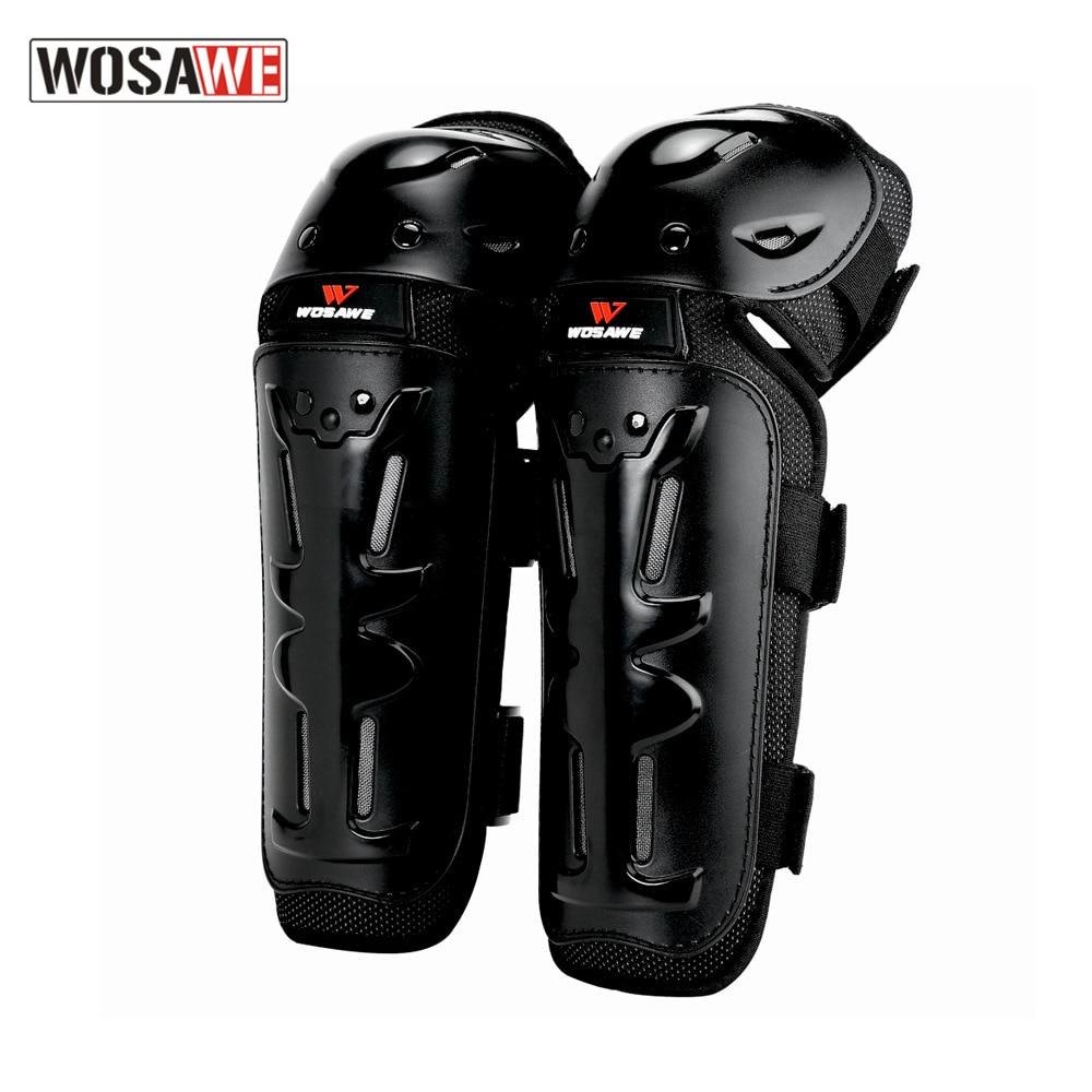 WOSAWE Motorcycle Knee Pads Men Protective Gear Knee Guards Knee Protector Rodilla Equipment Calf Motocross Joelheira Moto enlarge