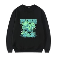 primus band print sweatshirt new men women hip hop punk trend pullover mens o collar sweatshirts unisex loose eu size streetwear