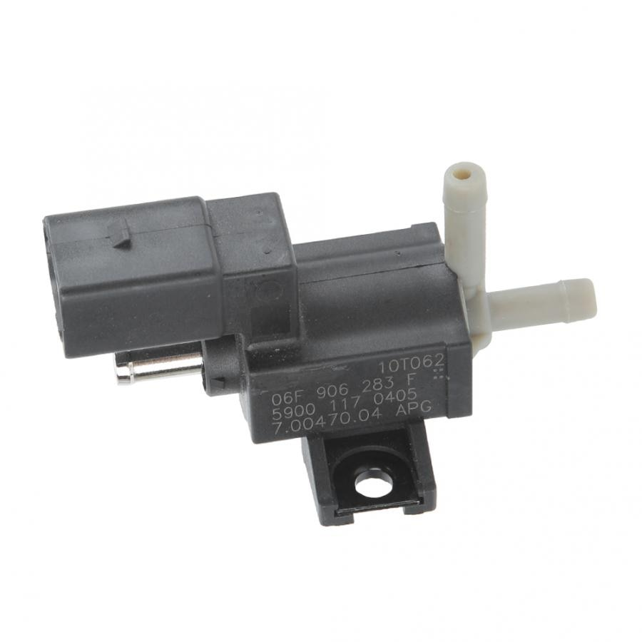 Auto Turbolader Ladedruckregelventil Magnetventil Passt für Audi A3 A4 A5 CC 06F 906 283 F 700470070, B75001, 667-101