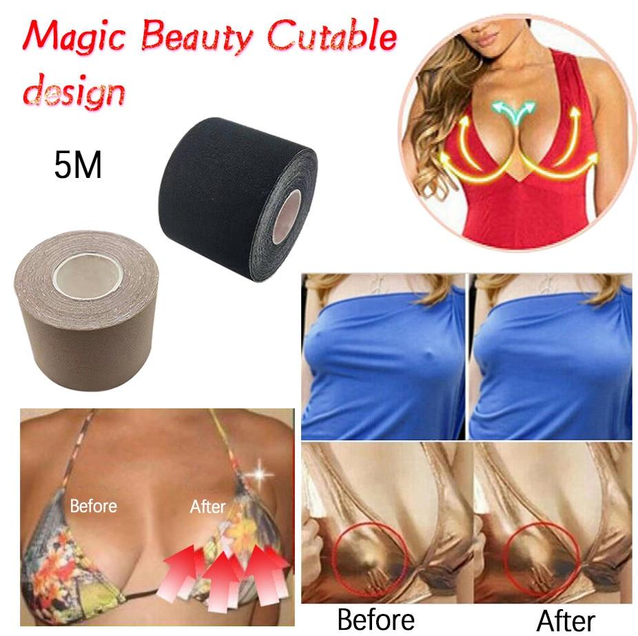 Magic Chest sticker Beauty Instant Lift Shape Tape Lift Women Brassy Tape Breast tape