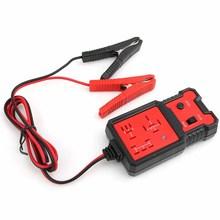 12V автомобиль Батарея проверки печатная плата, электронное реле тестер с зажимами Авто диагностический инструмент