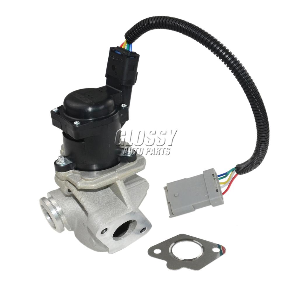 AP02 11717804950 36001412 S1 EGR Exhaust Valve & Wiring Plug For MINI R55 R56 Volvo S40 II V50 S80 II C30 V70 III 1.6 D D4164T