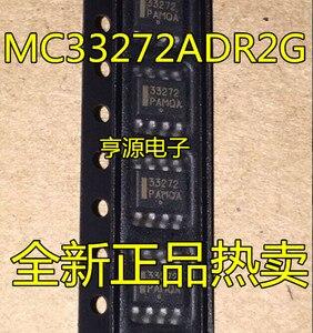 SMT IC MC33272 MC33272ADR2G 33272 operational amplifier chip brand new original