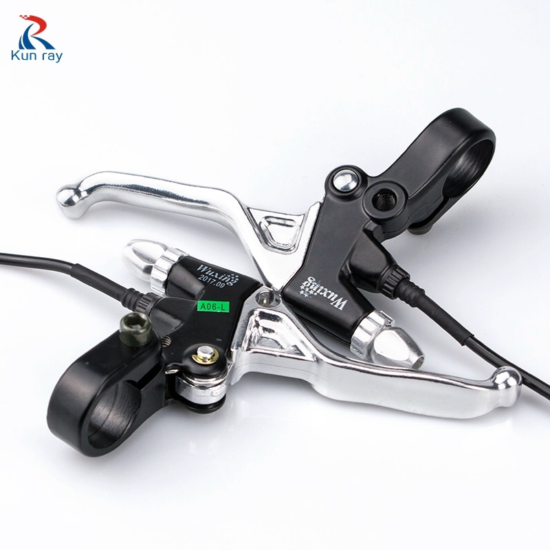 RoHS Wuxing 49PDD Electric Brakelever Aluminum Alloy Ebike Brake Electric Bicycle E-Scooter Cut Off Power Brake Handle Parts