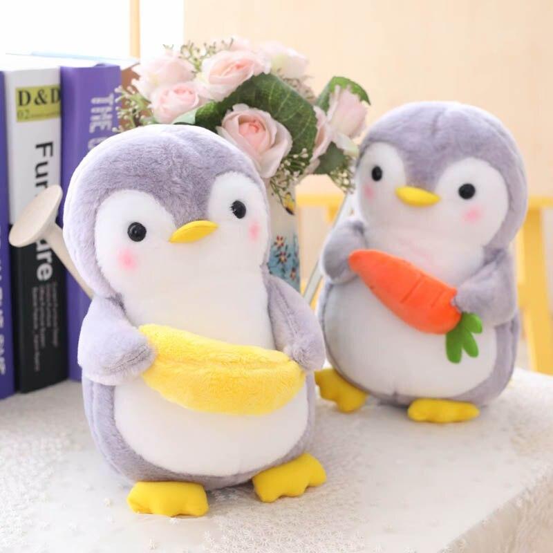 25/45 см, милые, миленькие в японском стиле («Каваий» пингвин плюшевые игрушки для детей милые мягкие плюшевые игрушки Прекрасный Пингвин плюш... мягкие игрушки orbys пингвин 15 см