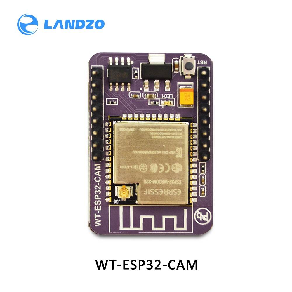 WT ESP32-CAM WiFi Module with BluetoothESP32 Development Board  with OV2640 Camera Module недорого