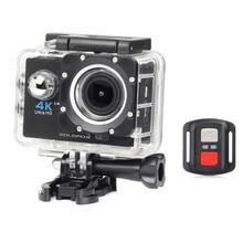 H16R Ultra HD 4K Action Camera WiFi Remote Control Sport Camera Go Waterproof Pro Sports Video Camcorder DVR DV Helmet Camera