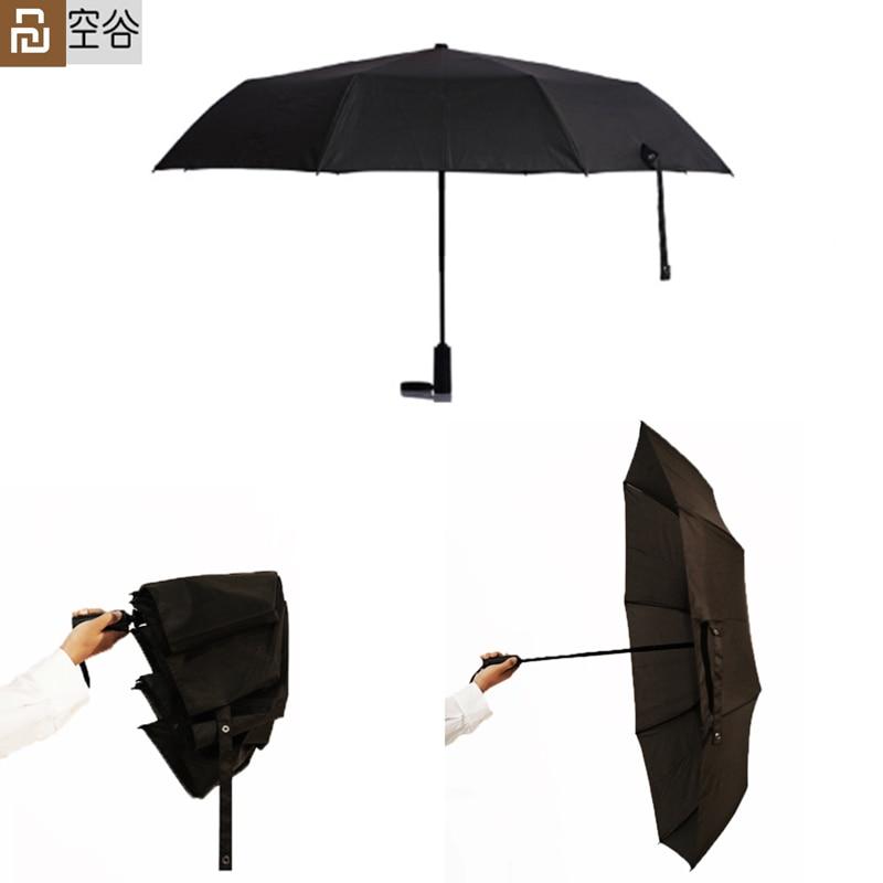 Youpin wd1 automático chuvoso guarda-chuva bolso ensolarado chuvoso verão alumínio à prova de vento à prova dwindproof água uv guarda sol homem mulher