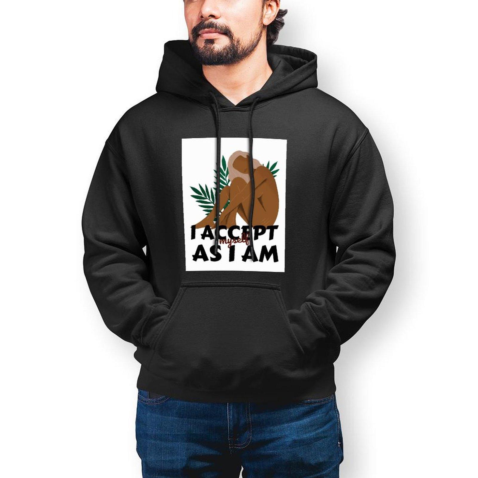 Толстовка с капюшоном, популярные длинные хлопковые толстовки, мужские осенние свободные пуловеры с капюшоном, большие размеры