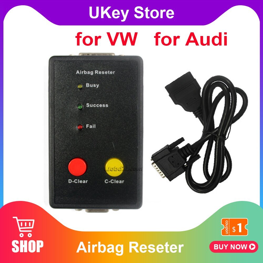 High Quality Airbag Reset for VW for Audi /VAG OBD2/Airbag Reset Tool Automotive Diagnostic Tools