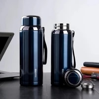 600800ml thermos bottle stainless steel water bottle insulated keep cold and hot vacuum flask for coffee mug travel cup