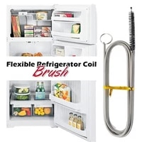 refrigerator drain hole clog remover dredge cleaning set flexible refrigerator scrub brush water dredging tool cleaning brush