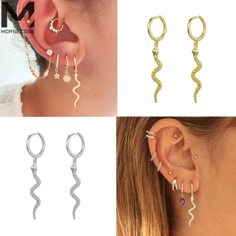 Серебряные-серьги-кольца-s925-с-змеей-крестом-необычные-женские-серьги-качалки-с-кристаллами-в-стиле-панк-поп