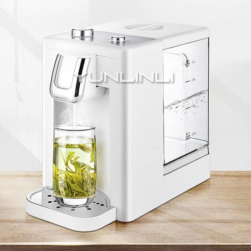 Instant Water Dispenser Household Mini Electric Water Boiler 3.2L Table Type Water Dispenser JRT-111/112