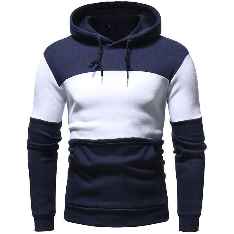 Мужские и женские толстовки 2021, пуловеры, трехцветный свитер с прострочкой, свитшоты, однотонные толстовки, свитшоты