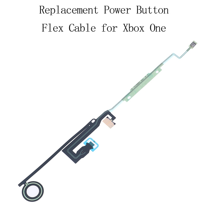 1 reemplazo para Pc botón de encendido cinta de Cable Flex Sensor...