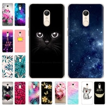Phone Case For Xiaomi Redmi 5 / 5 Plus Case Cute Cartoon Soft Silicone TPU Back Cover For Xiaomi Redmi 5 Plus Cases Coque Fundas