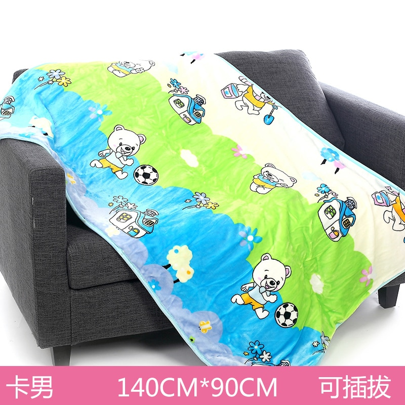 Small Cushion Electric Heating Pad Office Heated Mat Cosy Warm Heating Pads Single Warm Up Tapis Chauffant Heating Pad DJ60TD enlarge