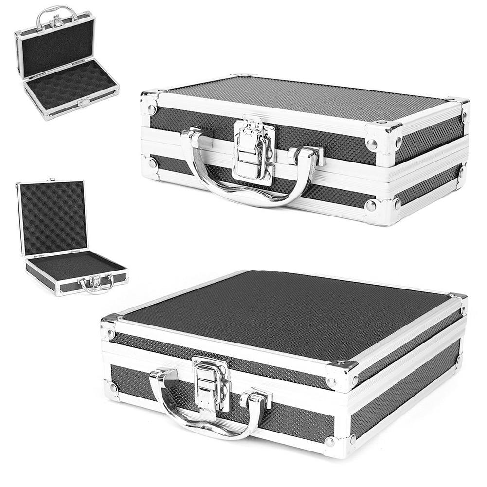 new 12 bins storage cabinet tool box chest case plastic organizer toolbox bin Tool Box Aluminium Alloy Toolbox Storage Case Portable Tool Case Travel Luggage Organizer Case Safety Box