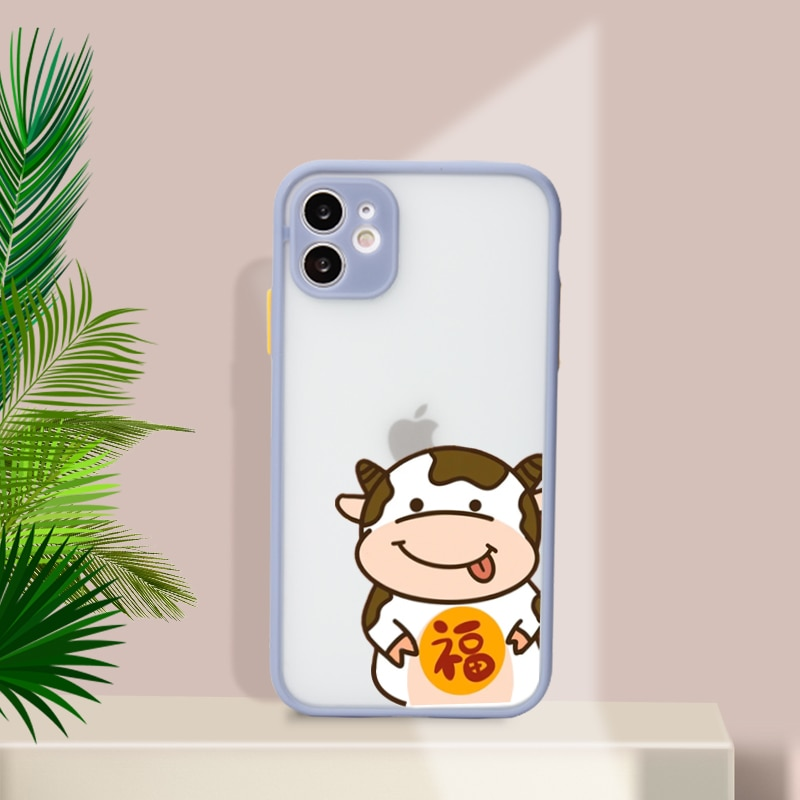 Phone Case Skin Feel Camera Protector For iPhone 11 iPhone 12 Pro Max Mini 7 8 Plus XR X XS MAX Cart
