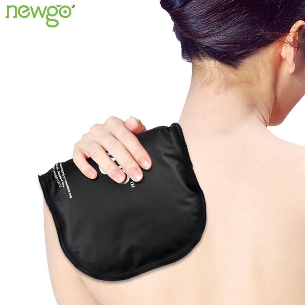Compresa de frío caliente reutilizable para aliviar el dolor compresa de hielo para las lesiones