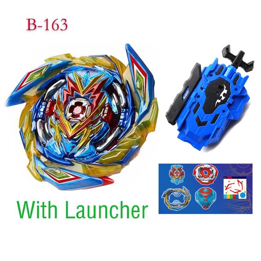 すべてのモデルランチャーベイブレードバースト B-165 B-164 B-163 gt おもちゃアリーナ金属神 fafnir 刃刃おもちゃ