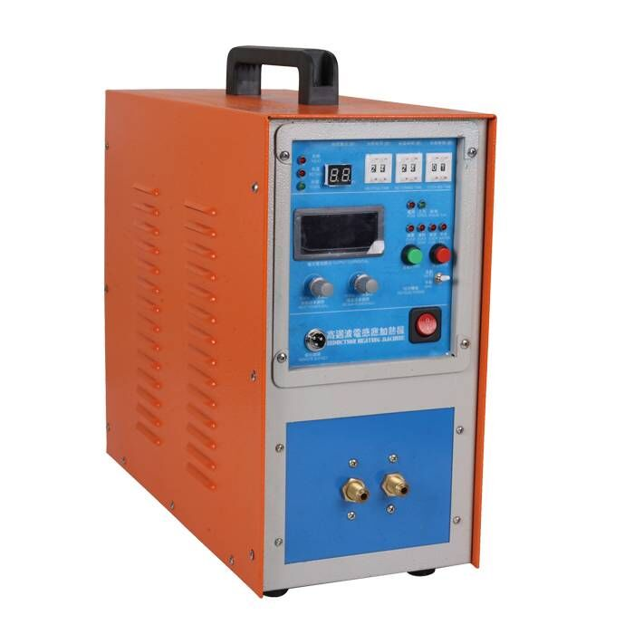 jewellery making 25KW 30-80KHz High Frequency Induction Heater Furnace LH-25A te