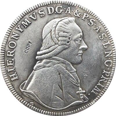 Austria 1797 1 Moneda de copia Thaler 42MM