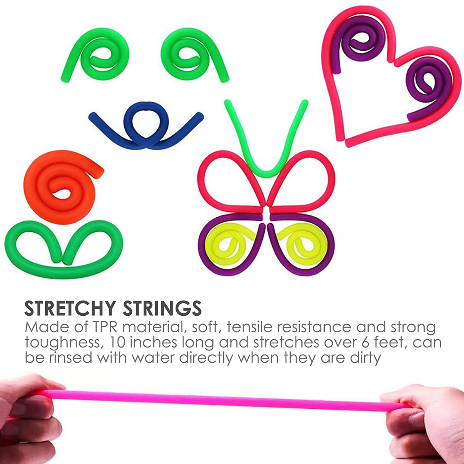 Fidget Sensory Toy Set Sensory Toy Set Stress Relief Toy For Children Adults With Simple Dimple Fidget Toy Anti-stress Toys enlarge