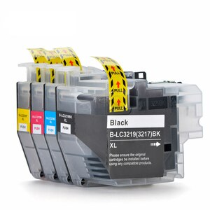 LC3219 3217 XL Ink Cartridge for Brother MFC-J5330DW MFC-J5730DW MFC-J6530DW MFC-J6730DW MFC-J6930DW Printer