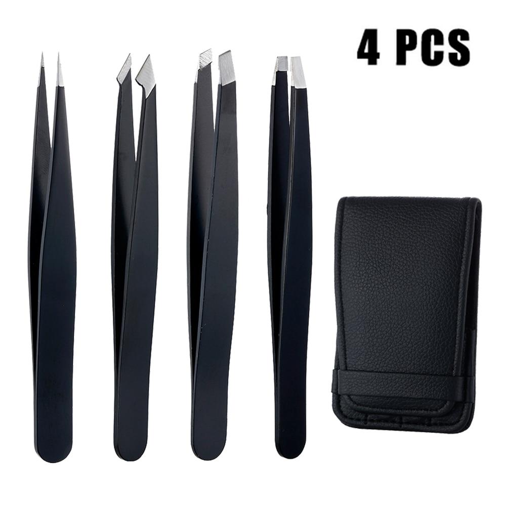 4pcs-pinzette-antistatiche-in-acciaio-inossidabile-strumenti-di-manutenzione-pinzette-diritte-di-precisione-industriale-strumenti-di-riparazione-per-sopracciglia-fai-da-te