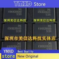 10pcs/lot New Original K9K8G08UOD-SCBO TSOP-48  In Stock