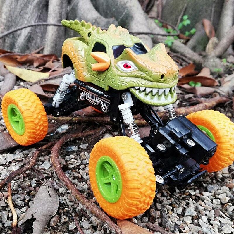 Dinosaurio escalada Vehículo de alta velocidad Telecontrol juguete Telecontrol vehículo Telecontrol todoterreno vehículo de carreras juguete para niños regalo