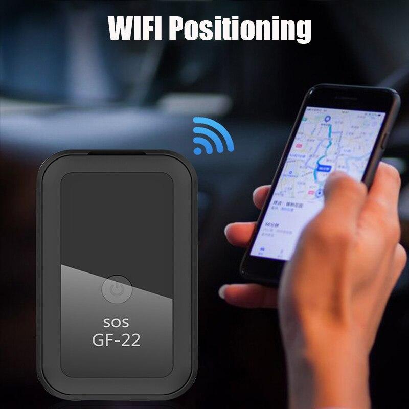 Новинка, магнитный мини-автомобильный трекер, GPS-трекер для отслеживания, GPS-трекер, локатор для автомобиля в реальном времени, Противоугонн...
