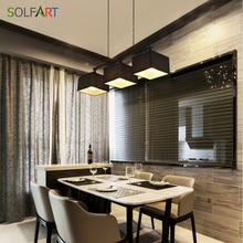 Lampes lustres suspendus modernes et pendentifs pour salle à manger suspension lampe maison Table lustre plafond