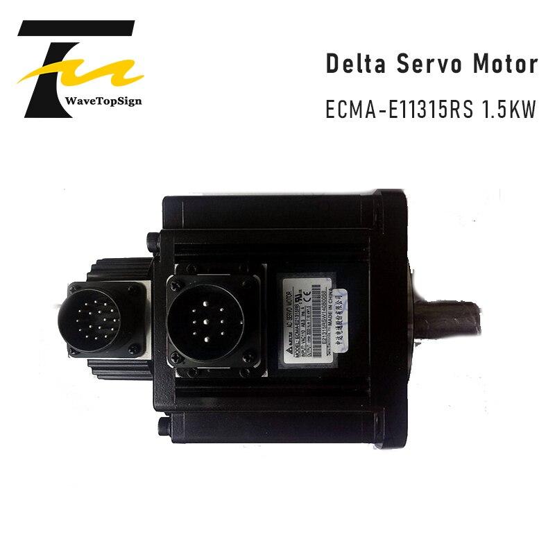 دلتا محرك معزز ECMA-E11315RS 1.5KW