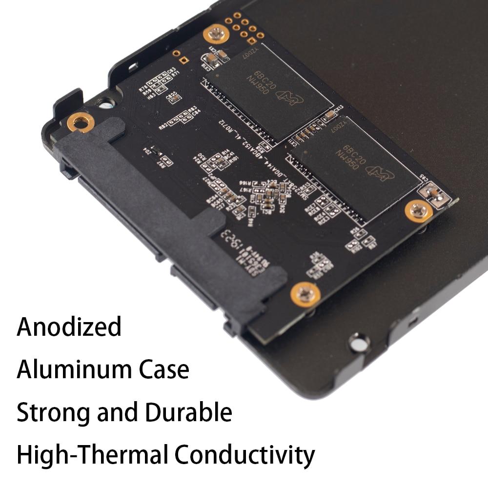 Kingchuxing SSD 2.5 SATA3 SSD 120gb ssd 240 gb 480gb 1TB 2TB Internal Solid State Drive SSD drive For laptops hard disk Desktop enlarge