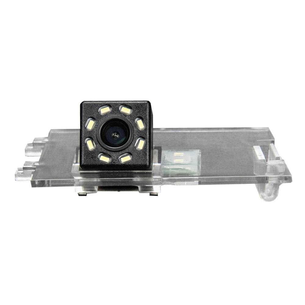 HD 720p cámara trasera para Jeep Patriot libertad brújula Grand Cherokees cámara de marcha atrás de respaldo cámara de visión trasera para estacionamiento impermeable