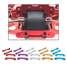 4pcs Upgrade Metal Reinforced Swing Arm Parts for 1:14 Wltoys 144001 RC Car