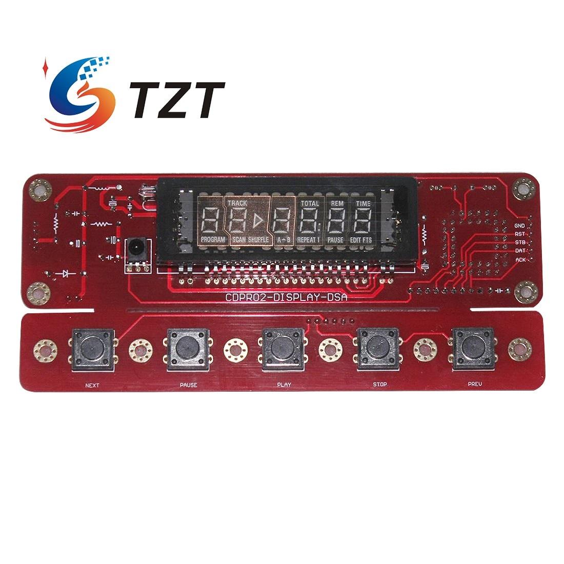 TZT VFD عرض فراغ الفلورسنت عرض CDPRO2 تحكم البرنامج الرسمي نظام ناضجة